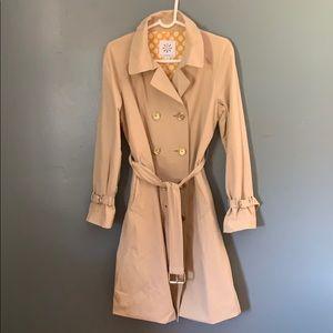 Isaac Mizrahi Classic Trench Coat